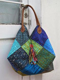 Squares' Bag Cecelia Koppmann