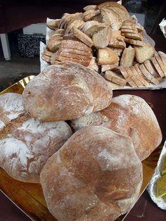 Pane del #Mugello (Mugello #bread) #TuscanyAgriturismoGiratola