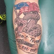 17 Best Dont Tread On Me Tattoo Images Amazing Tattoos Awesome