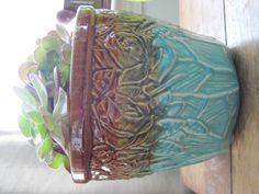 vintage mccoy pottery (auction find)