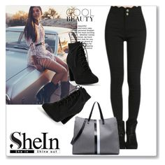 """""""SheIn 2"""" by amrafashion ❤ liked on Polyvore featuring Wildfox"""