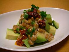 Avocado Recipes, Healthy Recipes, Tasty, Yummy Food, Junk Food, Japanese Food, Side Dishes, Food And Drink, Appetizers