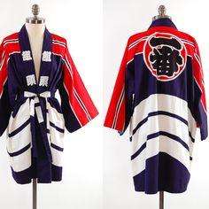 Karate Kid Vintage Japanese Kimono