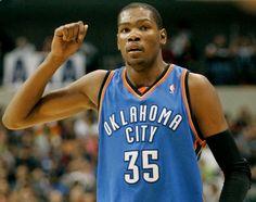 Kevin Durant has got talent I'm his biggest fan