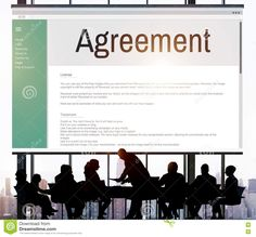 Business Handshake Agreement Partnership Deal Team Office Concep