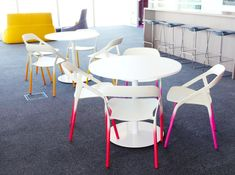 Nice Chairs  |  A Visit to Steelcase Worklife Los Angeles