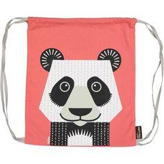 Mibo Pink Panda Kit Bag