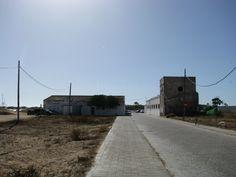 Poblado de Sancti Petri, antiguo pueblo de pescadores que actualmente está en ruinas. Chiclana de la Frontera. Cádiz. #patrimonioindustrial