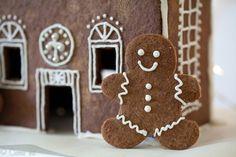Grain-Free Gingerbread Men