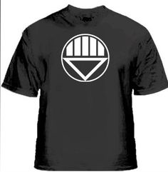 Black Lantern Green Lantern Corps T Shirt