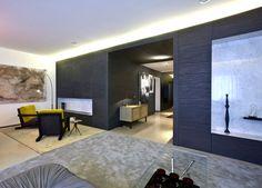 Lounge Living Project by Bartoli Design
