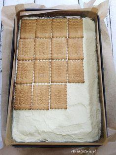 Ciasto 3 Bit | AniaGotuje.pl Tiramisu, Good Food, Baking, Cake, Ethnic Recipes, Essen, Bakken, Kuchen, Tiramisu Cake