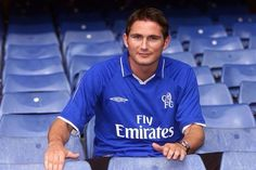 In 2001, Lampard signed from West Ham for £11m. What an absolute bargain for our all time leading goalscorer. pic.twitter.com/3UkUk2KiK7