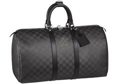 Update – Louis Vuitton Damier Carbone Keepall45