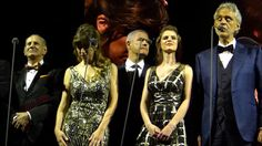 Andrea Bocelli and Friends in Cluj, Romania: Time To Say Goodbye