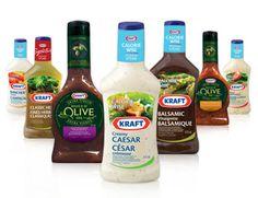 Vinaigrette Kraft à 1$ seulement sans coupon - Quebec echantillons gratuits