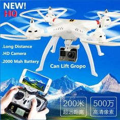 84.39$  Watch here - http://alir7e.shopchina.info/go.php?t=32661297588 - HQ899 2.4G 4CH RC Quadcopter Drone Helicopter With 5.0MP Wifi FPV Camera Can lift Gropp Long Distance Flying vs U818S RC DRONE  #bestbuy