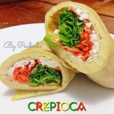 Crepioca – Oficial! (primeiro post) – ByPaulinha.com