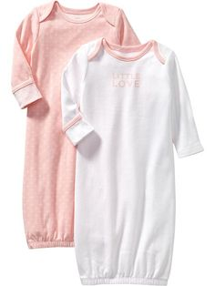 Sleeping Gown 2-Packs for Baby