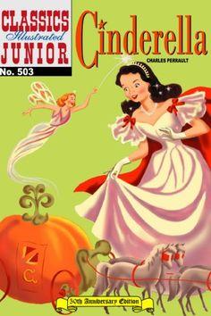 classics illustrated junior thumbelina - Google Search