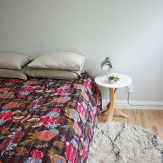 Oh So Chocolate Queen Bed Cover by gypsya on Etsy, $108.00
