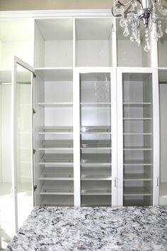Closet System, Bedroom Closets, Closet Organization, Custom Closets, Custom  Cabinets, Diy