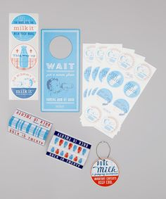 Take a look at this Back to Work Breastfeeding Survival Milk It Kit on zulily today!