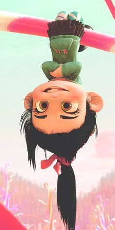 Cute Wallpaper: Disney Backgrounds — Vanellope being a cute little shit (iPhone… iPhone X Wa… Cartoon Wallpaper Iphone, Disney Phone Wallpaper, Cute Cartoon Wallpapers, Cute Wallpaper Backgrounds, Iphone Backgrounds, Iphone Wallpapers, Iphone Cartoon, Summer Backgrounds, Trendy Wallpaper