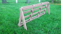 Home Made Horse Jumps Gallery - Home Made Horse Jumps