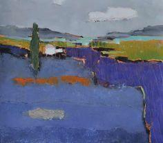 Jan Groenhart - Lavendel blauw