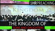 The Kingdom of Sons And Daughters - 1 Hour Preaching Daughters, Sons, Son Of God, Apollo, Worship, How To Become, Spirituality, Youtube, Life