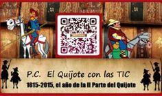15 recursos para acercar El Quijote a los estudiantes. Educación y TIC.