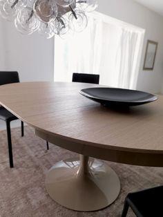 Uberlegen Runde Esstische Als Design Highlight: Modern Und Ausziehbar #ausziehbar  #design #esstische