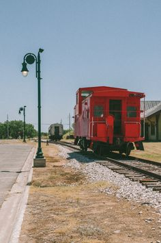 no more little red caboose.  Sad