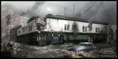 R3 Pub Exterior by MeckanicalMind