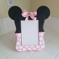 Minnie mouse inspired wood picture frame 57 picture frame birthday decor room decor first birthday Minnie mouse birthday choose color Minnie Mouse Birthday Decorations, Minnie Mouse First Birthday, Minnie Mouse Theme, Pink Minnie, Mickey Birthday, Birthday Party Themes, 2nd Birthday, Minnie Mouse Stuff, Minnie Mouse Room Decor