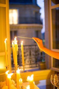 Paris Candlelight