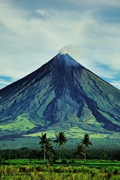 Awesome looking volcano.