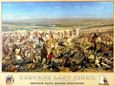 Native American Indian Pictures: Faces of the Sioux Indians at the Massacre at Battle of Little Big Horn