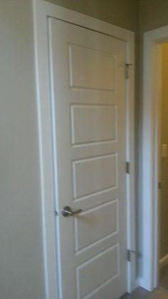 Quality door installations