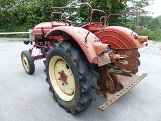 1961 Porsche Tractor - DIESEL STANDART T 217 TRAKTOR SCHLEPPER   Classic Driver Market