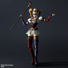73.73$  Watch here - http://aliqoq.worldwells.pw/go.php?t=32789814525 - Suicide Squad Action Figure Harley Quinn Play Arts Kai 12inch PVC Anime Movie Suicide Squad Collectible Model Toy Harley Quinn