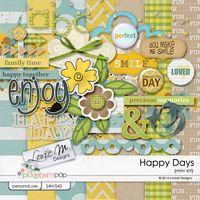 Happy Days (Mini Kit)