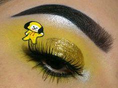 Chimmy inspiriertes Make-up - Lip Make Up Army Makeup, Bts Makeup, Makeup Goals, Makeup Inspo, Makeup Inspiration, Asian Eye Makeup, Colorful Eye Makeup, Eye Makeup Art, Skin Makeup