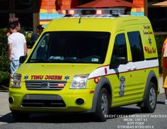 Medic 41 — at Downtown Disney. City Of Columbus, Columbus Georgia, Ambulance, Columbus Fire Department, Rescue Vehicles, Downtown Disney, Emergency Vehicles, Lifeguard, Coast Guard