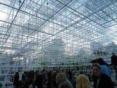 Gallery of Serpentine Pavilion / Sou Fujimoto - 16