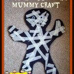 Toddler Approved Mummy Craft