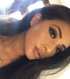 Natural Makeup Prom Makeup Makeup Tutorials Makeup Tips - Prom Makeup Looks Glam Makeup, Skin Makeup, Makeup Inspo, Makeup Inspiration, Makeup Ideas, Makeup Tutorials, Fox Makeup, Easy Makeup, Makeup Style