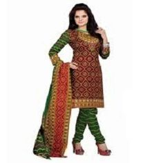 Image from http://3.imimg.com/data3/UY/BY/MY-11512289/unstitched-bandhani-suits-250x250.jpg.