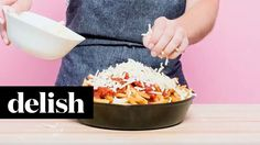 How to Make Pizza Fries | delish